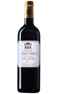 法国圣保罗庄园干红葡萄酒