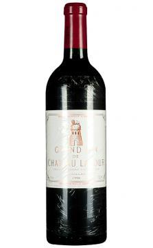法国拉图庄干红葡萄酒1998原瓶进口红酒