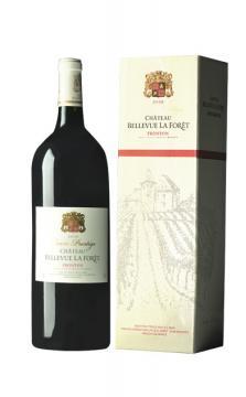 法国皇家森林庄园干红葡萄酒1.5l