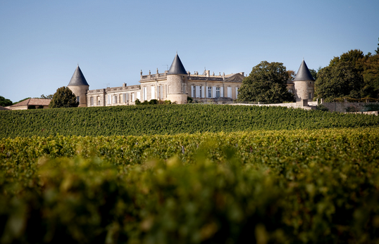 (Chateau Saint-Georges-Cote Pavie)