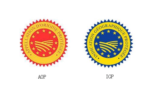 法国酒标体制改革(改革后的AOP,IGP)