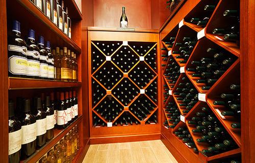 建造私家酒窖收藏你心爱的葡萄酒
