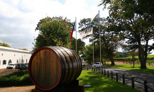 南非玛普特兰德野生动物园