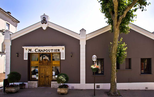 莎普蒂尔酒庄(M.chapoutier)