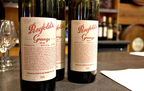 奔富葛兰许(Penfolds Grange)