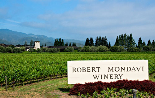 蒙大维酒庄(Robert Mondavi Winery)