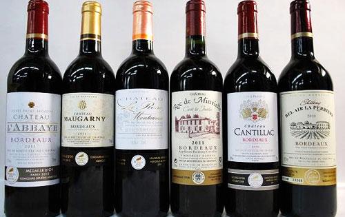 法国红酒价格