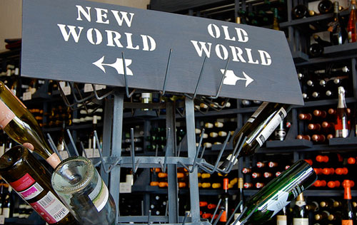 新世界葡萄酒