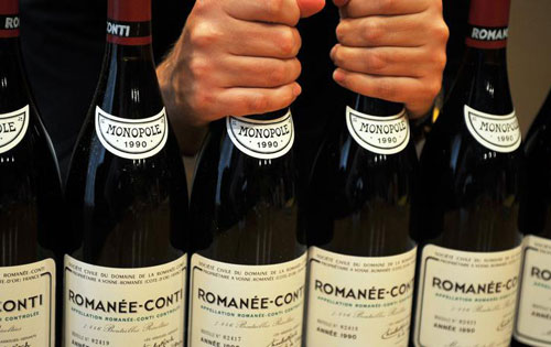 罗曼尼康帝(La Romanee Conti)
