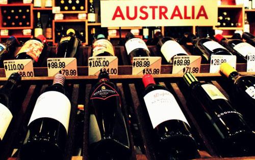 中国对澳大利亚葡萄酒进行反倾销调查