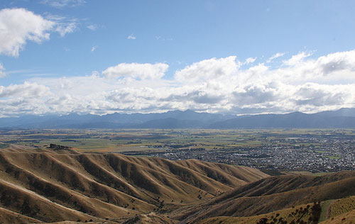 怀劳河谷(Wairau Valley)