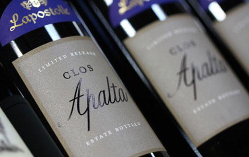 阿帕塔干红葡萄酒(Clos Apalta)