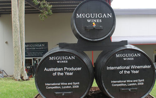 麦格根酒庄(McGuigan)
