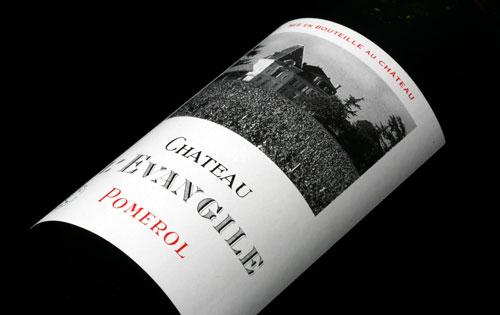 波尔多乐王吉(Evangile)葡萄酒