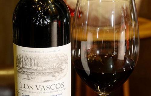 智利拉菲巴斯克特级珍藏干红葡萄酒