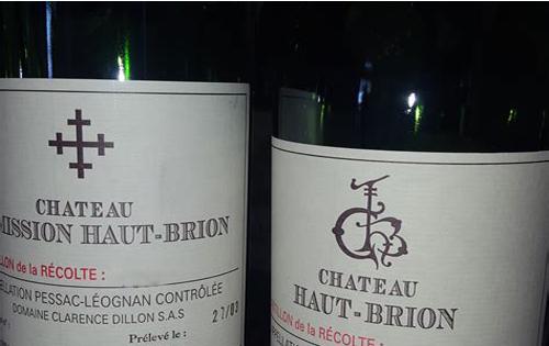 侯伯王和美讯酒庄葡萄酒