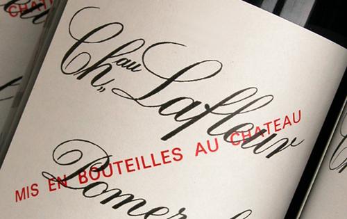 拉弗尔庄园葡萄酒(Chateau Lafleur)