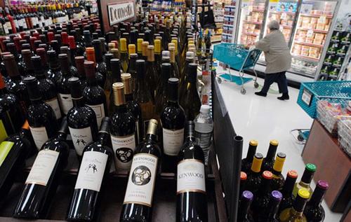 2020年全球酒类销量预期将下滑12%