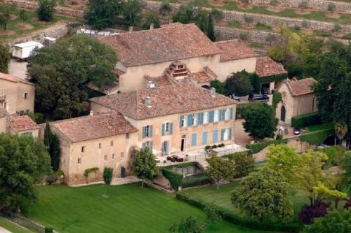 米拉沃酒庄(Chateau Miraval)
